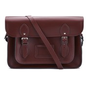 The Cambridge Satchel Company 13 Inch Classic Leather Satchel - Oxblood