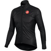Castelli Squadra Due Cycling Jacket - Black