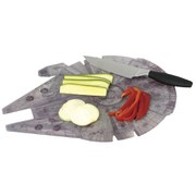 Millennium Falcon Chopping Board