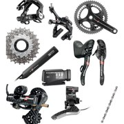 Campagnolo Super Record EPS Compact Groupset 34/50 - 2015