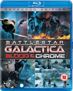 Battlestar Galactica: Blood and Chrome (Bevat UltraViolet Copy)