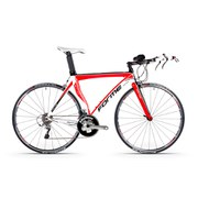 Forme Att 1.0 Time Trial Bike - Red/White