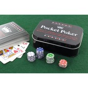 Pocket Poker Set