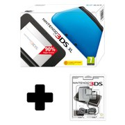 Nintendo 3DS XL Blue (Black Interior)