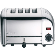 Dualit 40352 Classic Vario 4 Slot Toaster - Polished