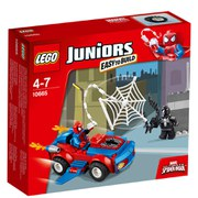 LEGO Juniors: Spider-Man: Spider-Car Pursuit (10665)