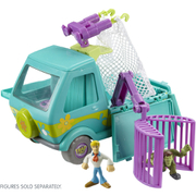 Scooby Doo Trap Time - Pull Back and Go Trap Truck