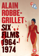 Alain Robbe-Grillet - Six Film Verzameling (1964-1974)
