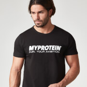 Myprotein Men's T-Shirt - Black
