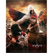 Assassin's Creed - Death From Above - Wallscroll