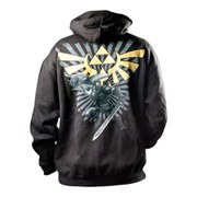 The Legend Of Zelda - Hoody (Black/Gold)