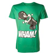 Bullet Bill WHAM - T-Shirt (Green)