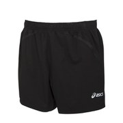 Asics Men's 2 in 1  5 Inch Performance Running Shorts - Black