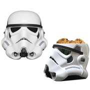 Star Wars Stormtrooper Cookie Jar - Black/White