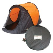 Milestone Camping 2 Man Pop-Up Tent