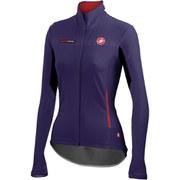 Castelli Women's Gabba Long Sleeve Jersey - Violet