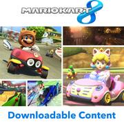 Mario Kart 8 - AOC Packs 1 + 2 Bundle - Digital Download