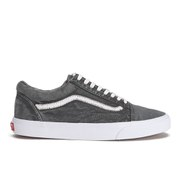 Vans Men's California Old Skool Reissue Vintage Sunfade Trainers - Black