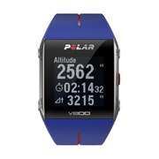 Polar V800 Monitor Watch with Heart Rate - Blue/Red