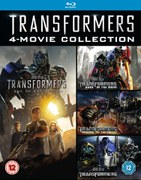 Transformers Quadrologie Box Set 1-4