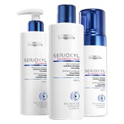 L'Oreal Professionnel Serioxyl Kit 2 For Coloured Thinning Hair (600ml)