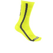 Sugoi RS Crew Cycling Socks - Yellow