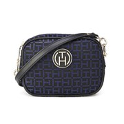 Tommy Hilfiger Elisabetta Chain Cross Body Bag - Black/Midnight