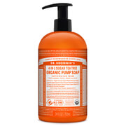 Dr. Bronner Organic Shikakai Tea Tree Hand Soap (709ml)