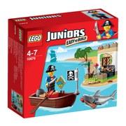 LEGO Juniors Pirate Treasure Hunt (10679)