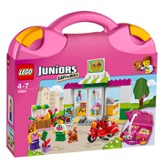 LEGO Juniors: Supermarkt-Koffer (10684)