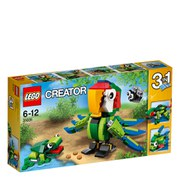 LEGO Creator: Rainforest Animals (31031)