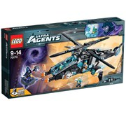 LEGO Ultra Agents: UltraCopter vs. AntiMatter (70170)
