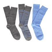 BOSS Hugo Boss Men's 3 Pack Socks Giftset - Multi