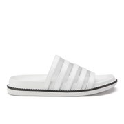 Senso Women's Kimmy Leather Slide Sandals - Ice