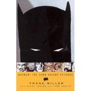 DC Comics Batman Dark Knight Returns Paperback