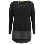BOSS Orange Women's Waradas Knitted Jumper - Black