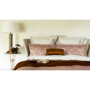 Christy Himalaya Oxford Pillowcases - Copper