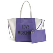 Love Moschino Women's Love Moschino Tote Bag - Violet