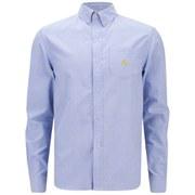 Billionaire Boys Club Men's Oxford Button Down Shirt - Sky
