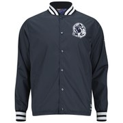 Billionaire Boys Club Men's Russo Reversible Coach Jacket - Navy
