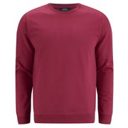 A.P.C. Men's Basic Sweatshirt - Red Orange