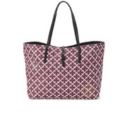 By Malene Birger Women's Grineeh Printed Tote Bag - Red