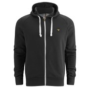 Gola Men's Wingflash Full Zip Hoody - Black