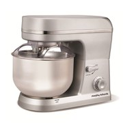 Morphy Richards 400006 Accents Silver Stand Mixer