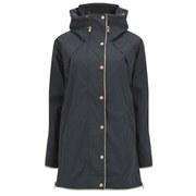 Ilse Jacobsen Women's 'Wind 12' Raincoat - Indigo