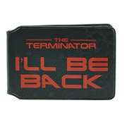 The Terminator Card Holder