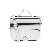 YMC Women's Small Satchel Bag - Silver