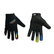 Look XC Gloves - Light Black