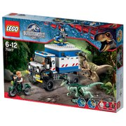 LEGO Jurassic World: Raptor Rampage (75917)