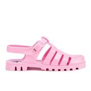 JuJu Women's Maxi Jelly Sandals - Flamingo